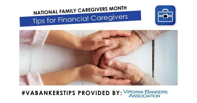 National Family Caregivers Month logo