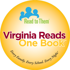 Virginia Reads One Book Logo